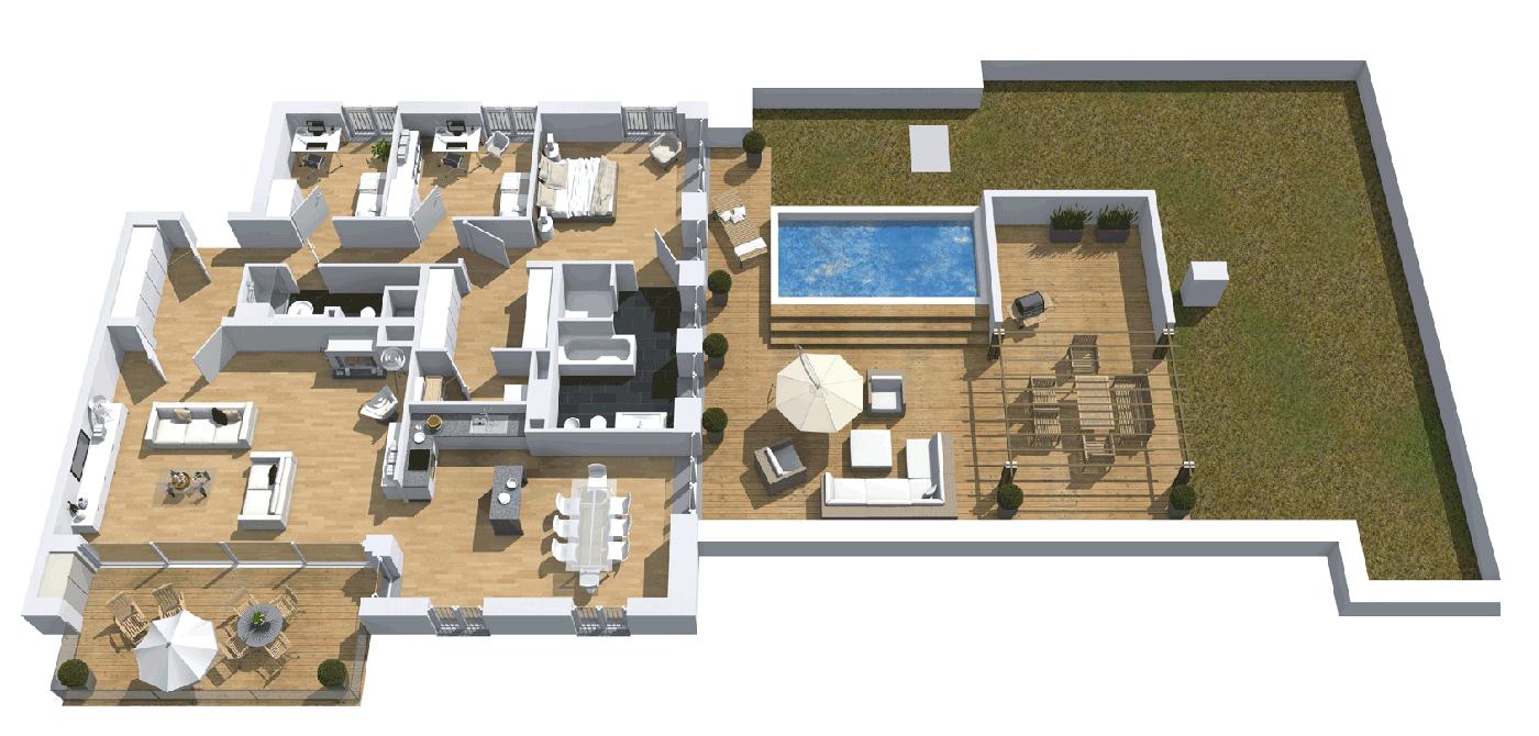 bresser immobilien referenz parkend. Black Bedroom Furniture Sets. Home Design Ideas